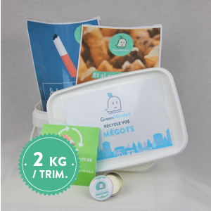 recycler-megots-recyclage-kit Collecte recyclage mégots de cigarettes - GreenMinded