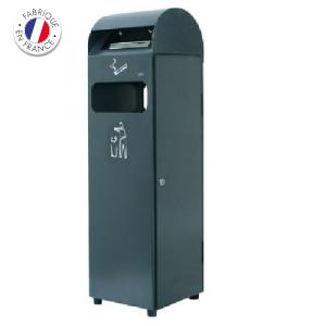 cendrier-corbeille-2 Collecte recyclage mégots de cigarettes - GreenMinded