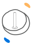 cendrier extérieur mégots